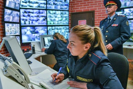«Большой брат» приходит из Альметьевска: камеры начали ловить преступников по лицам