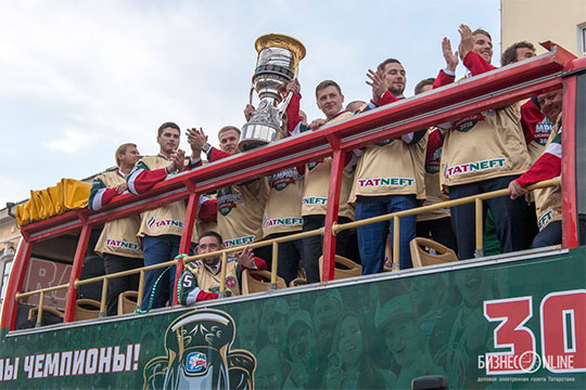 «Уребят огромное желание доказать, что они непросто так выиграли Кубок»