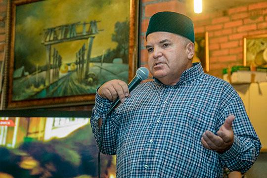 Рустэм Ямалеев: «Явоюю, чтобы татары неоказались вКрасной книге»