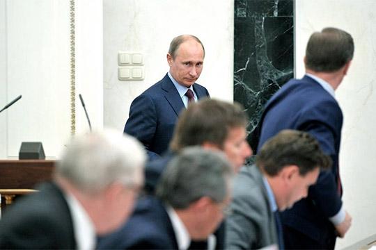 Владимир Путин проведетвКазани заседание Госсовета РФ, посвященное вопросам ЖКХ истроительства