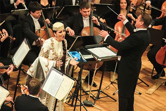 «Мы бываем во многих странах, выступаем, видим многих музыкантов, так вот в Казани уровень исполнительского мастерства один из самых высоких! Нет нигде такого количества оркестров»