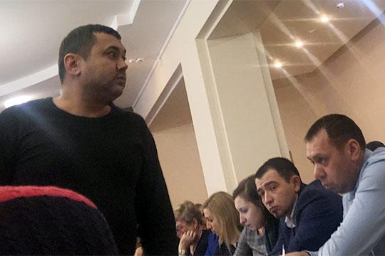 Вторым гостем суда стал еще один интересный свидетель Динар Залялов
