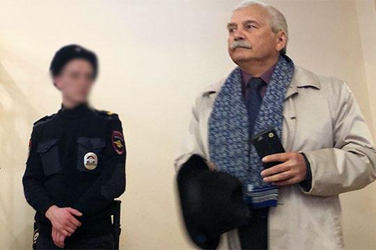 Дело «Адмирала»: бывший прокурор Казани заболел амнезией?