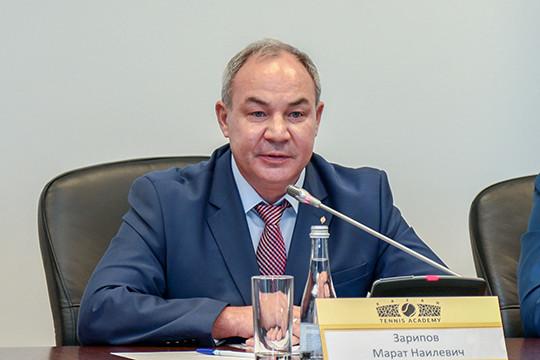 Как стало известно «БИЗНЕС Online», не исключено, что вслед за Владимиром Циомой следственное управление СКР по РТ покинет и Марат Зарипов