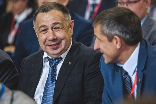 Ханбиков подтвердил, что летом у него истекает срок контракта в «Газпроме». А потому вовсю обсуждаются кандидаты на важный пост. Как говорят, в их числе — Раис Минниханов