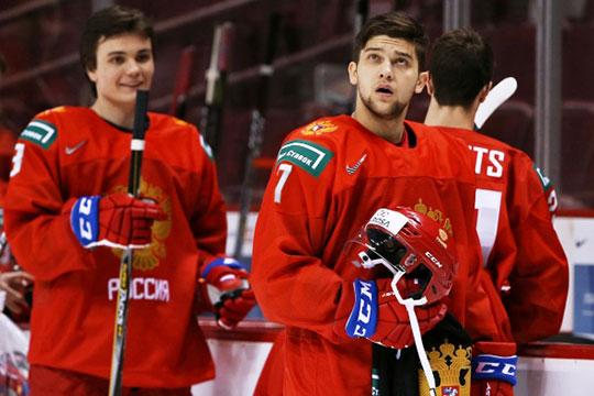 Контракт 18-летнего воспитанника «Ак Барса» Александра Хованова с заокеанским клубом вступит в силу со следующего сезона