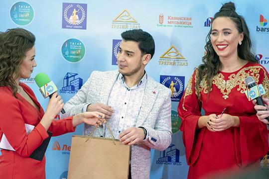 Пародист Данир Сабиров стал одним из героев церемонии