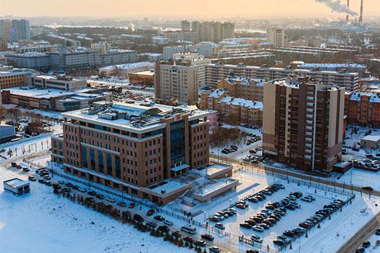 Московское ПАО «Инвест-Девелопмент»планирует построить заАрбитражным судом многоэтажный жилой дом