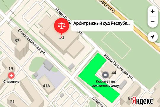 Судя по публичной кадастровой карте, речь идет о соединении двух принадлежащих компании участковг-образной формы. Их совокупная балансовая стоимость — 60,5 млн рублей