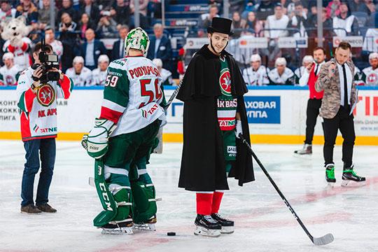 Галиев вовремя мастер-шоу переоделся вПушкина, вызвал надуэльВладислава Подъяпольского