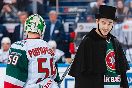 Галиев стал Пушкиным, Лукоянов сыграл вфутбол нальду: «АкБарс» идеально закрыл сезон