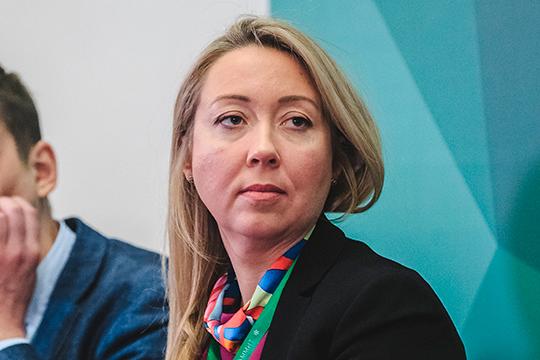 Анастасия Гизатовапродемонстрировала график: цены намасс-сегмент новостроек выросли за2018 год с64 до75 тысяч рублей заметр!