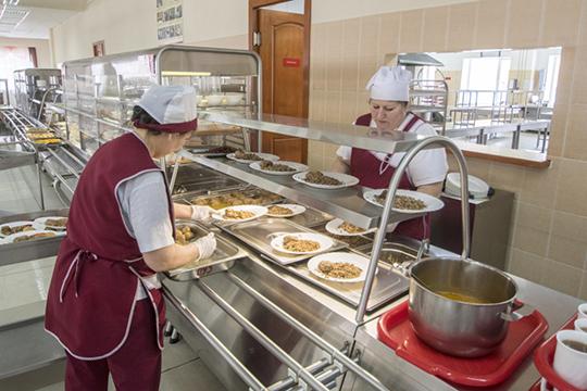 Цель работы департамента соцпитания —накормить безопасно, вкусно идоступно для родительского кошелька