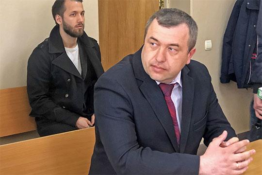 Сергей Плющий на протяжении всего процесса вину не признавал