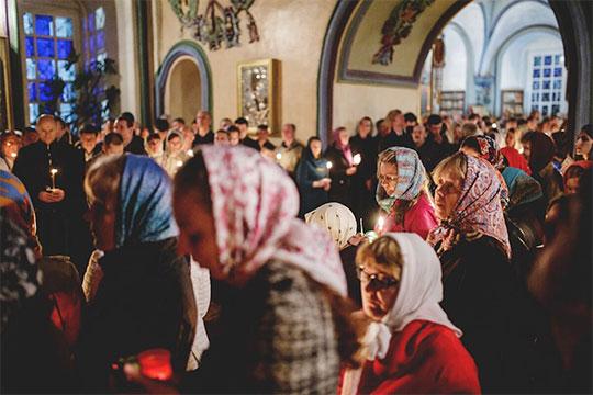 «Мы на пороге Светлого Христова Воскресенья. Желаю всем татарстанцам, чтобы пасхальная радость коснулась ваших сердец»