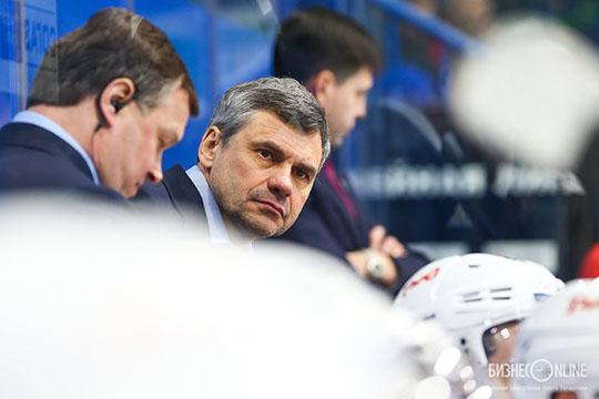 УДмитрия Квартальнова завершается контракт сярославским «Локомотивом», итренер наконец-то сможет подписать двухлетнее соглашение с«АкБарсом»
