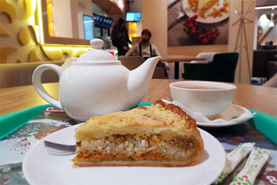Топ-10 мест вКазани, где можно плотно позавтракать за200 рублей