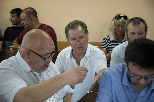 В апреле 2017 года разразился грандиозный скандал, в котором оказался замешан президент Ассоциации предприятий малого и среднего бизнеса РТ Хайдар Халиуллин