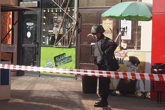 Собственные источники БИЗНЕС Online сообщили, что все звонки оякобы заложенных взрывных устройствах были ложными