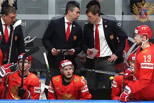 Уже на протяжении пяти лет главный тренер сборной России и СКА — один и тот же человек.Сначала им был Олег Знарок, а перед прошлогодним чемпионатом мира его сменил Илья Воробьёв