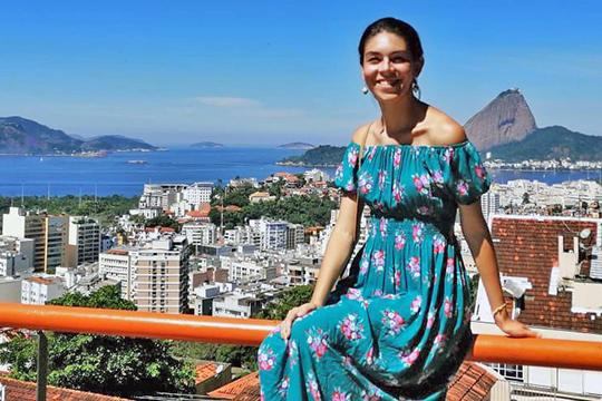 «Рио– последнее, что тызахочешь увидеть вБразилии»