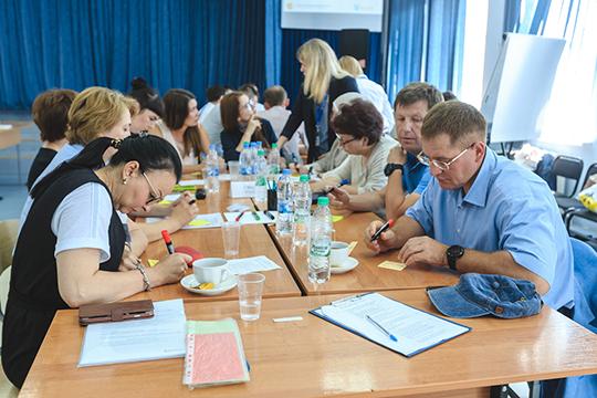 В Зеленодольске прошла третья установочная сессия в рамках реализуемого в Татарстане пилотного проекта среди 15 районов по управлению деловым климатом