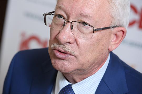 Олег Морозов: «Онотносится кчислу тех сенаторов, что если проводится какое-то важное мероприятие, обсуждаются серьезные вопросы, Ильдус всегда находитвремя ивозможность представлять интересы Татарстана»