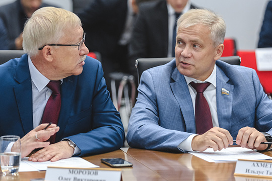 Олег Морозов: «Ахметзянов– это такой отличник»