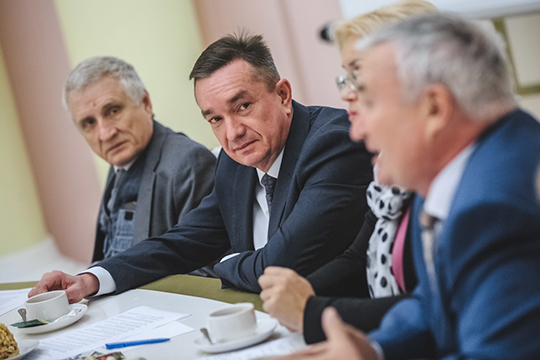 Легкими самолетами управляет генеральный директор АО «Казанская ярмарка» Лев Семенов