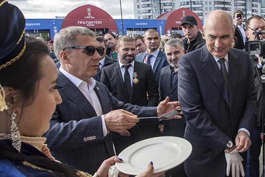 Почему Казань пролетела мимо Европеады, кто помог Бердыеву икому греет места «ЕдРо»?