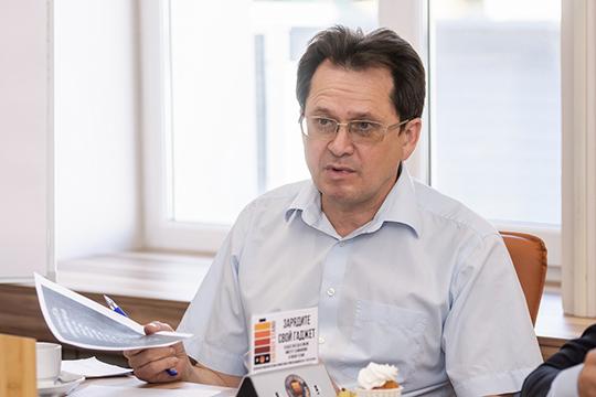 Махмут Ганиев: «Школьники выделили три момента, которые влияют на их выбор и решение уехать. На первом месте — зарплата, второе — возможность самореализации, третье — возможность карьерного роста»