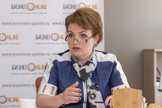 Альфинур Галиакберова: «Мы подпитываем город людьми из других районов Татарстана и регионов России»