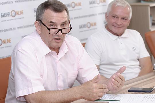 Виктор Суворов: «Из сел мы получаем только 10 процентов абитуриентов, а из Челнов-то уезжает 80 процентов!»