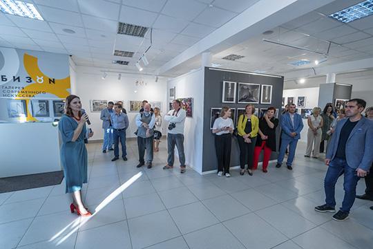 «В Казани работает галерея «БИЗON», стартовала экспозиция «РазВилка. Тайная жизнь вещей».Это говорит отом, что иувас вгороде есть интерес»
