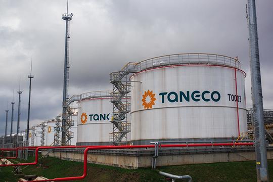 Нефтепереработка «Танеко» и ТАИФа формирует 22% всего промышленного объема республики и 6% — российского