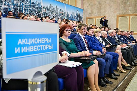 Совет директоров «Нижнекамскнефтехима» рекомендовал направить на дивиденды небывалые 36,5 млрд рублей — четверть накопленной за прошлые годы прибыли