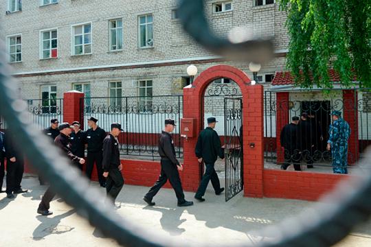 «Хотел подчинить один израйонов республики»: вКазани арестовали очередного вора взаконе