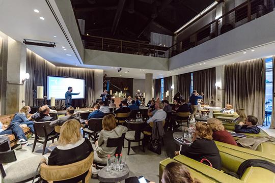 Организаторы экспертного клуба «Волга» вместе с коммуникационным агентством «Теория Дарвина» накануне обсудили роль здравоохранения в обеспечении политической стабильности региона