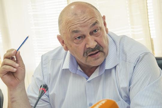 Рамиль Халимов:«Те, кто поступает внаш педагогический институт или филиал КФУ, это вовсе нетеребята, которые заплакали ивернулись откуда-то, они целенаправленно пошли внаши учебные заведения»