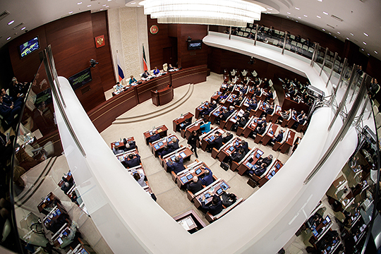 Кандидаты, которые идут навыборы вГоссовет РТ, обнародовалидекларации одоходахиимуществеза2018год