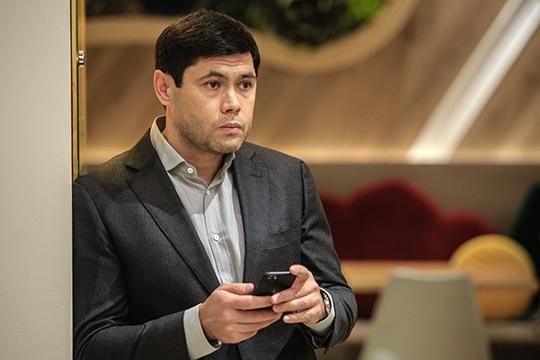 Ирек Салихов,доцент кафедры КНИТУ и по совместительству совладелец«Ядран-Ойл», получил в прошлом годуболее49млн руб. дохода. У него «бронза» нашего рейтинга