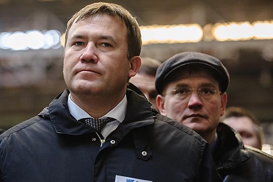 Директор Судостроительной корпорации«АкБарс»Ренат Мистаховявный фаворит всвоем округе —33 млн руб.