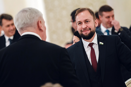 Общий доходдиректора ИВЦ «Анатомика», депутата Казгордумы и «справедливоросса»Альмира Михеева в2018 году оказался равен41,3млн руб.