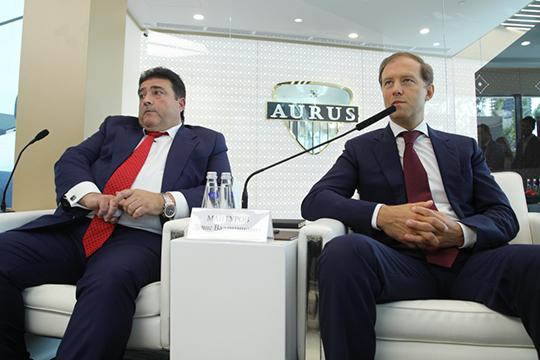 «Адиль Ширинов (слева) — один из самых востребованных профессионалов в этой области, у него есть опыт реализации проектов с нуля»