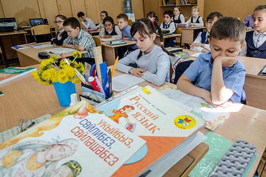 Как вшколах Челнов сдают ЕГЭ исколько учеников выбрало татарский как родной?