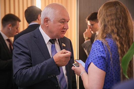 Ильдар Гильмутдинов: «Этот законопроект никакого федерального значения ненесет»