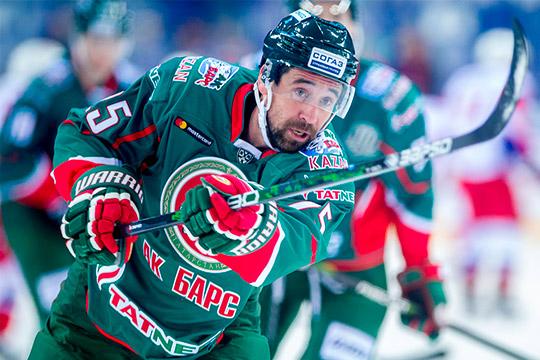«Железный человек»: Зарипов– первый хоккеист, отыгравший 1200 матчей вчемпионатах России