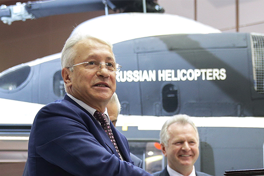 Насенков донедавнего временичасто называли правой рукой гендиректора концерна «Радиоэлектронные технологии» Николая Колесова