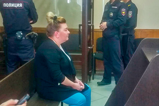 Наталья Степанова работала главным кассиром в тот период, когда проходили хищения