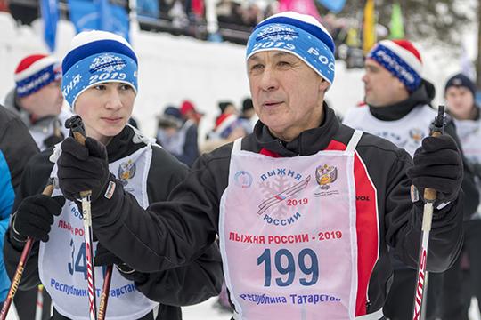 По нашей информации, главные лоббисты проекта — активный лыжникРифкат Минниханов (на фото) и Артём Хохорин